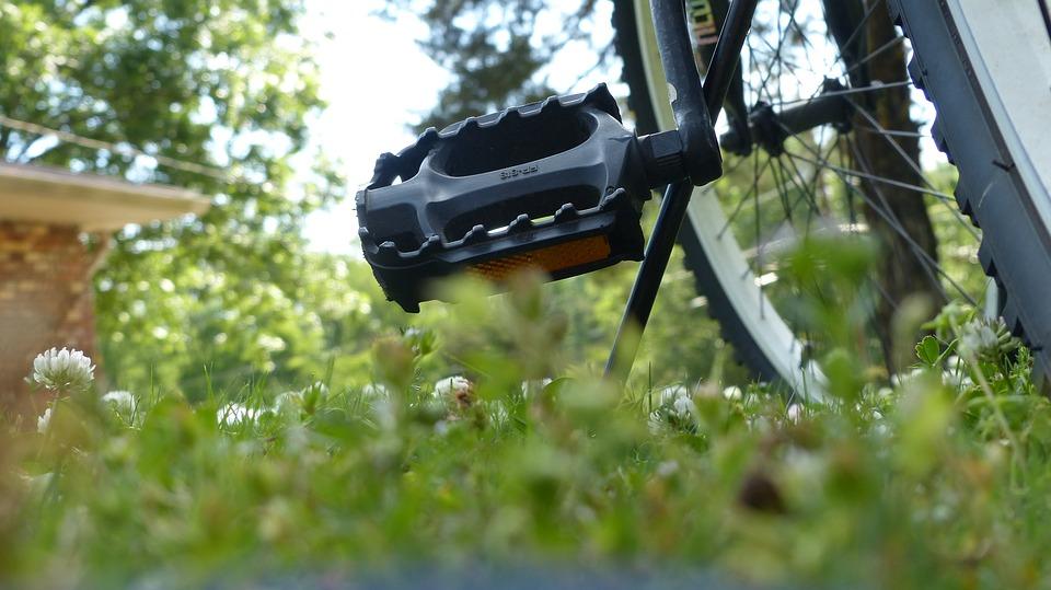 Pédale de vélo