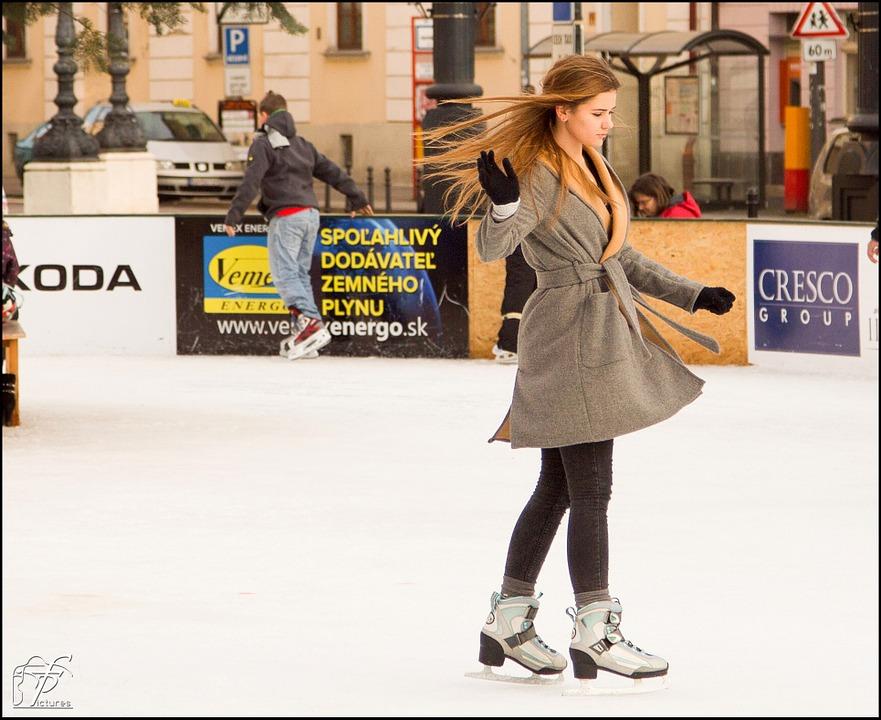 patinage équipement